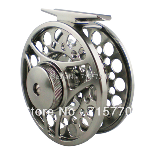 V3 7/8 Aluminum Alloy Machine Cut Fly Fishing Reel