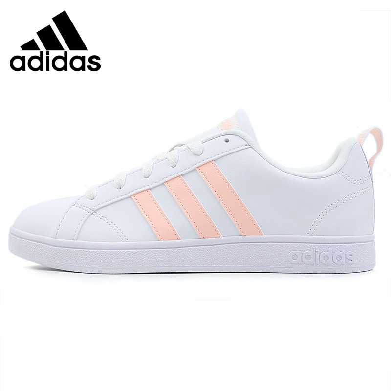 Original Adidas VS ADVANTAGE Women's Tennis Shoes Sneakers Outdoor Sports Athletic Hard Wearing New Arrival 2018 B42306