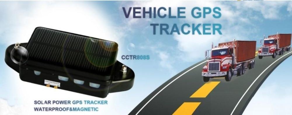 Mini Waterproof Gps Tracker Cctr S With  Days Standby Timesolar Gps Tracker