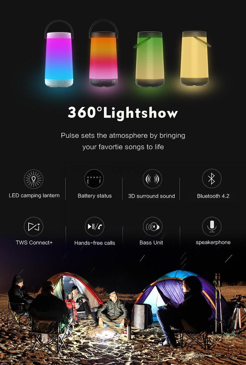 nocturna luz cama Bluetooth 10