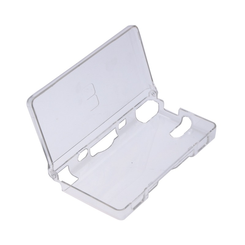 Hot Hard Crystal Case Clear Skin Cover Shell For Nintendo DSL NDS Lite NDSL orologio delle forze speciali