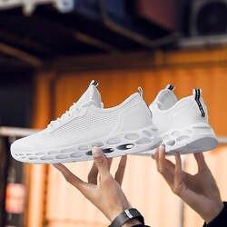 Xiniu/Мужская дышащая спортивная обувь, модная повседневная обувь для бега, тонкие туфли с закрытым носком, кроссовки, удобная обувь, лоферы