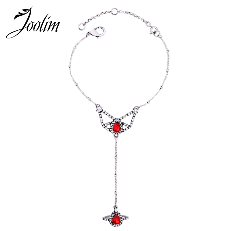 JOOLIM Jewelry Wholesale/2017 Ethereal Chandelier Delicate Bracelet /Jewelry Factory Supply