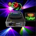 New RGP 400mW 14 CH DMX 512 Animation Laser DPSS Projector Lights PRO DJ KTV Disco Stage Lighting Scanner AL460-RGP
