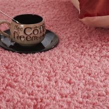 Nordic Solid Pile Carpet Rug for Living Room Large Size Anti-Slip Bedroom Soft Carpets Home textile Mats tapete para sala 120*16