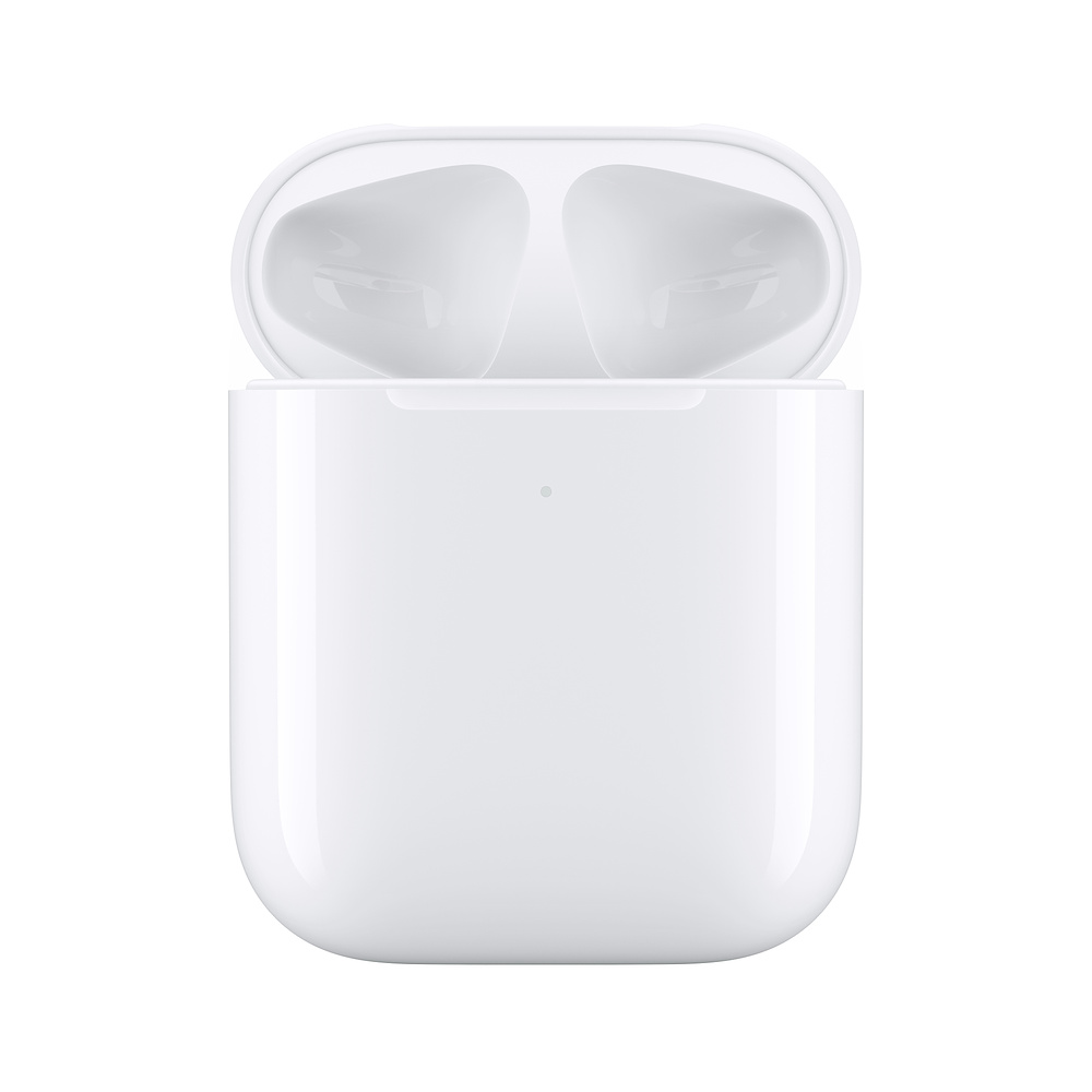 Wireless Charging Case for AirPods Apple Original Airpods Charging Case Wireless Charger Box for Airpods 1th