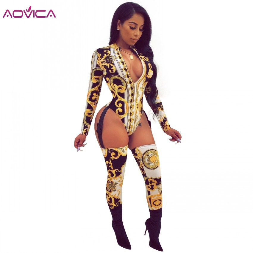 2 Piece Set Women Long Sleeve Bodysuits Tops And Bodycon Pant Suit Casual Clothes Boho Sexy Two Piece Outfits 2019