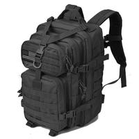 Outdoor military Tactical Backpack Large Army Assault Backpacks for Outdoor Sport Hiking Camping Hunting 40L Black