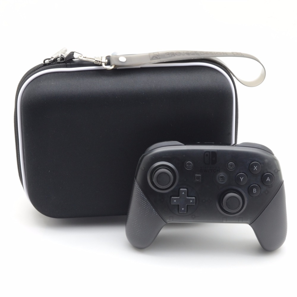 For Nintend Switch NS Pro Controller Joy-con Collection Bag Eva Airform Hard Pouch Case Sleeve Protect Game Carrying Storage Bag