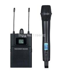 Top quality EW135 G3 UHF SLR DSLR camera DV press interview live handheld transmitter wireless microphone system