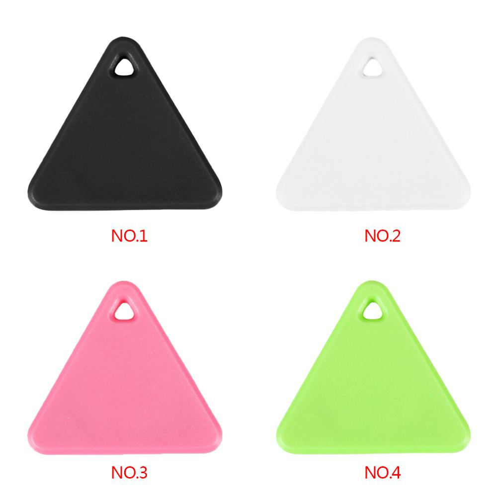 Portable Mini Bluetooth Tracker GPS Locator Anti-lost Tag Alarm Tracker For Pets Dog Cat Child Car Wallet Pet Products
