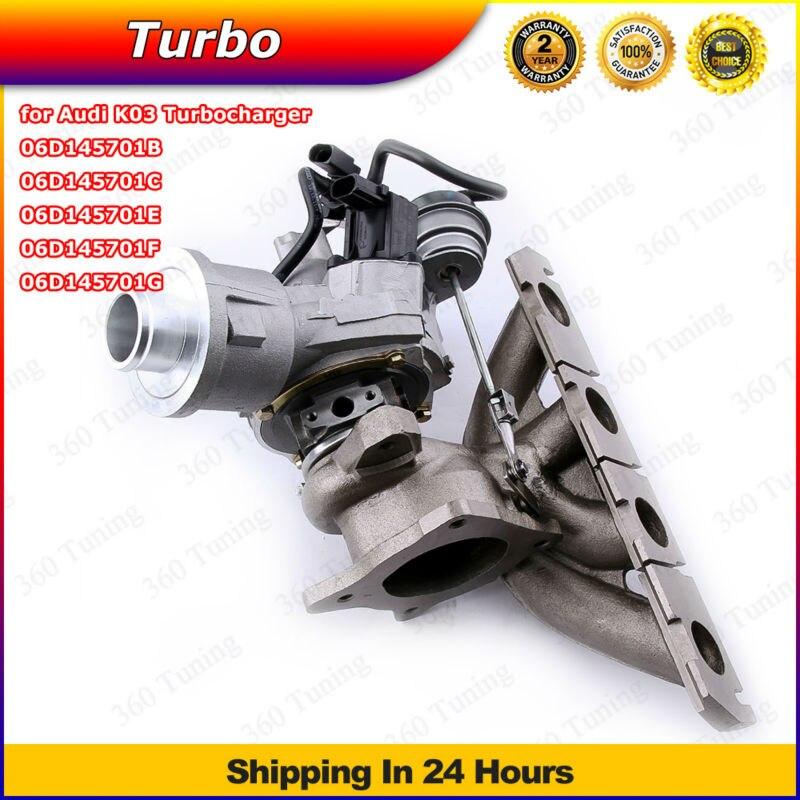 2007 Audi A4 Turbo Problems: Turbo Turbocharger For Audi A4 2.0T B7 BUL BWE BWT K03