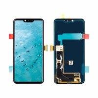 Для мобильного телефона LG G 8 ЖК дисплей Экран и полный комплект аналого цифрового преобразователя в сборе для LG G8 3120*1440 с бесплатными инстру
