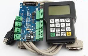 Image 1 - Versão inglês alça máquina de gravura cartão controle dsp 0501 lidar com controlador