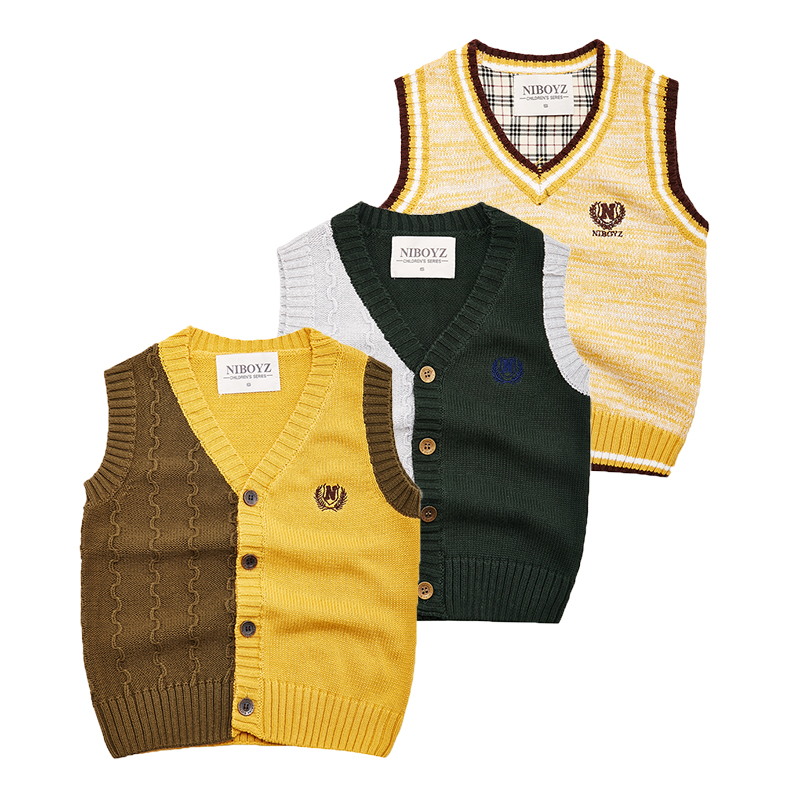 c1408ed2db35 Baby Girls Boys jumper Autumn Winter Preppy style Sweaters for ...
