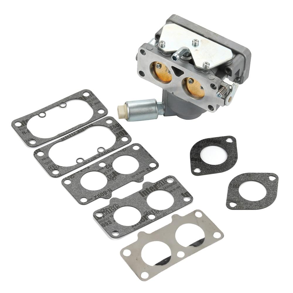 Carburetor with Gasket For Briggs & Stratton 791230 799230 699709 499804 Intek V-Twin Engines gm181 carburetor for mitsubishi briggs