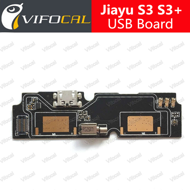 Jiayu S3 placa usb 100% Original Nueva Asamblea Reemplazo de la Reparación Del Teléfono Celular Accesorios de Fijación parte Para Jiayu S3 + En Stock