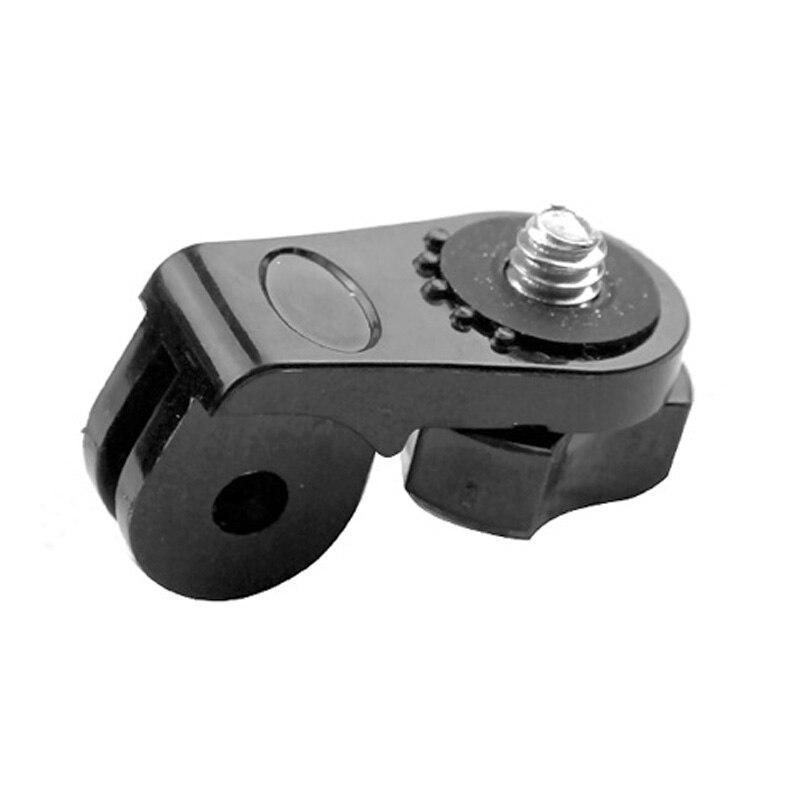 F14874 Universal Gopro Accessories 1 4 font b Tripod b font Mount Adapter Converter for Car
