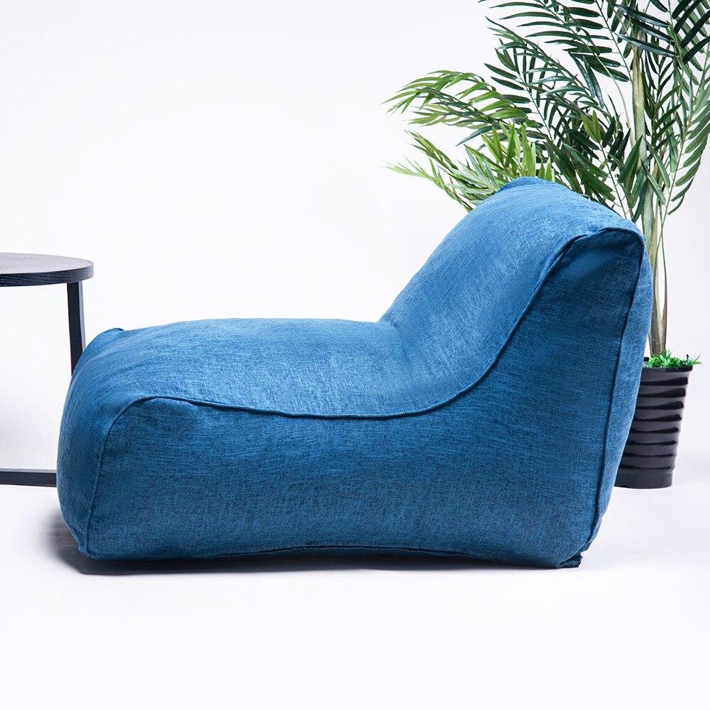Miraculous Us 65 0 Huge Memory Foam Lounger Bean Bag Chair Big Sofa With Soft Fiber Cover High Quality Linen Durable Detachable Washable Beanbag In Bean Bag Camellatalisay Diy Chair Ideas Camellatalisaycom
