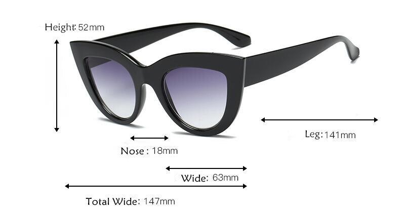 cat eye sunglasses_4