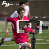 FeiyuTech FY SPG Handheld 3 Axis Gimbal Stabilizer Gyro For IPhone Smartphone And Gopro Action Camera
