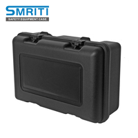 Plastic Tool case suitcase toolbox multifunction toolbox Instrument box Safety box packing case with pre cut foam shipping free