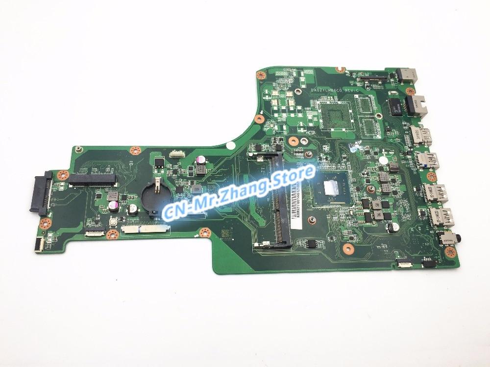 SHELI FOR font b Acer b font Aspire es1 711 Laptop Motherboard W N2940 CPU DA0ZYLMB6C0