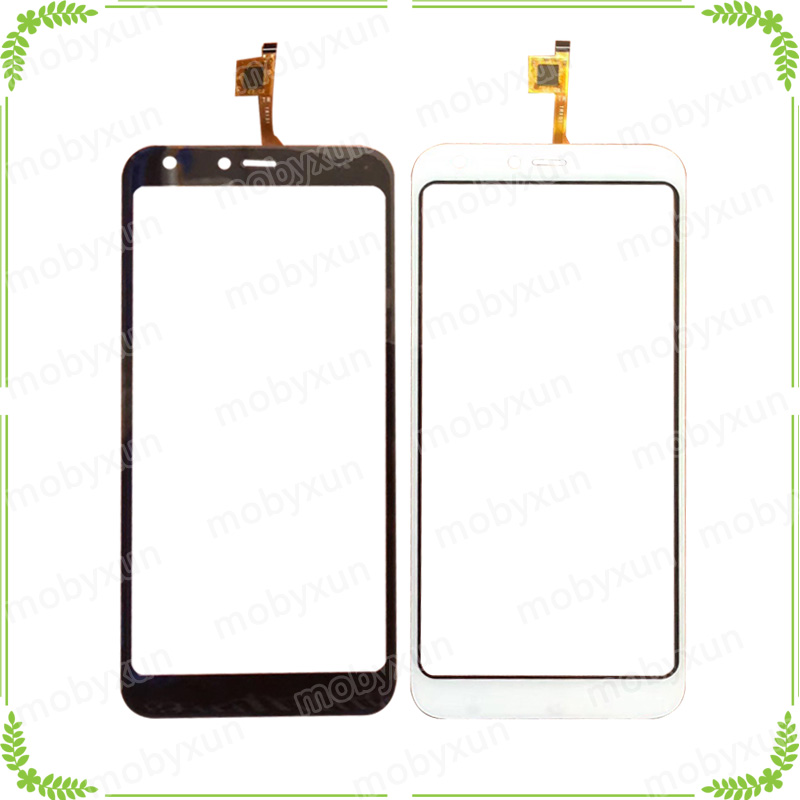 Mobile Phone Touchscreen Touch Screen For Doogee X53 Touch Panel Touch Screen Digitizer Front Glass Sensor
