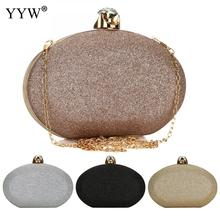Elegant Crystal Sequin Evening Clutch Bags For Women Party Wedding Clutches Purse PU Leather Female Wallets Mochilas Mujer 2019 hollow out floral rhinestones evening bags party small clutch mini bridal purse wedding gold crystal women clutches handbags