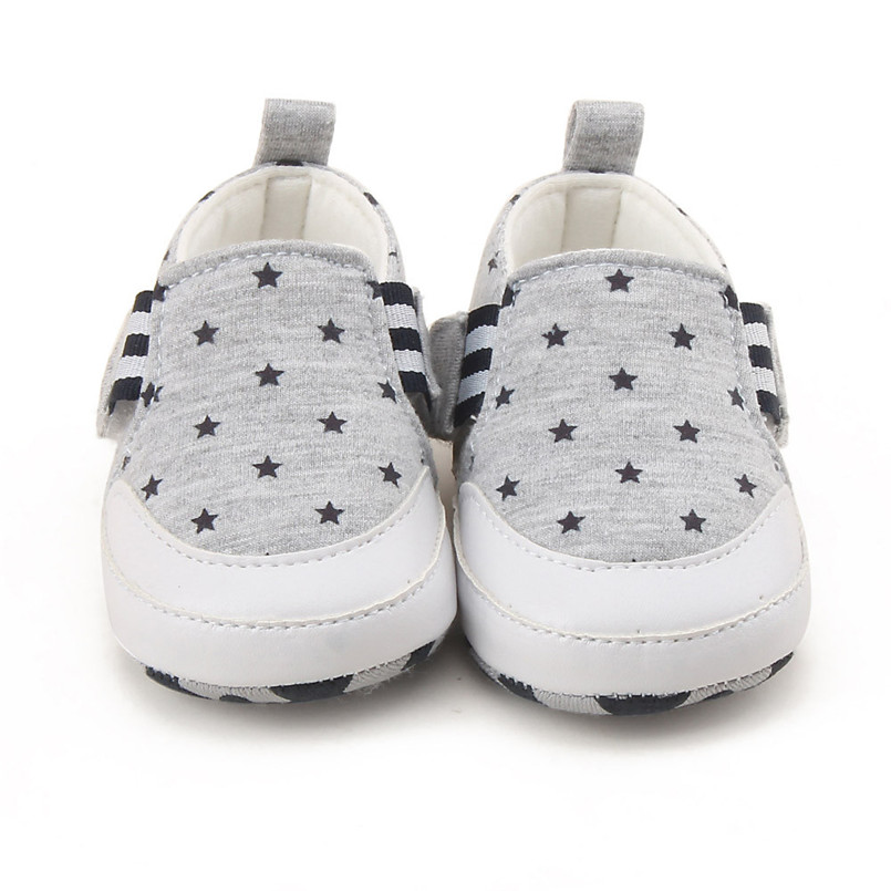 Baby shoes 2019 new Newborn Infant Baby Girl Boy Print Crib Shoes Soft Sole Anti-slip Sneakers Shoes #4M14 (7)
