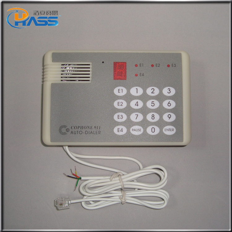 CO-911 cable telephone dialer