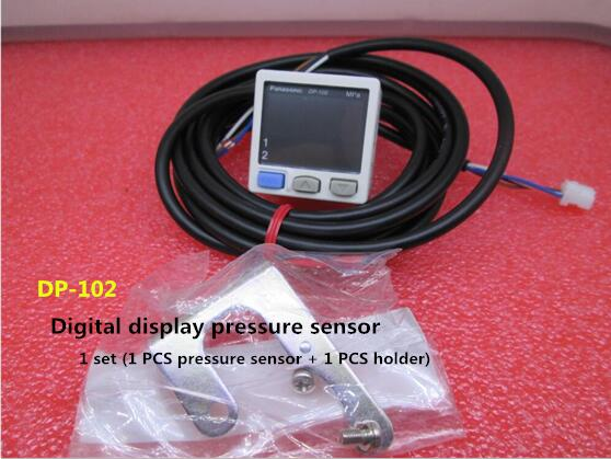 NEW DP-102 Digital pressure sensor DP102 Vacuum negative digital display pressure sensor 7 7040 1 kaeser pressure sensor