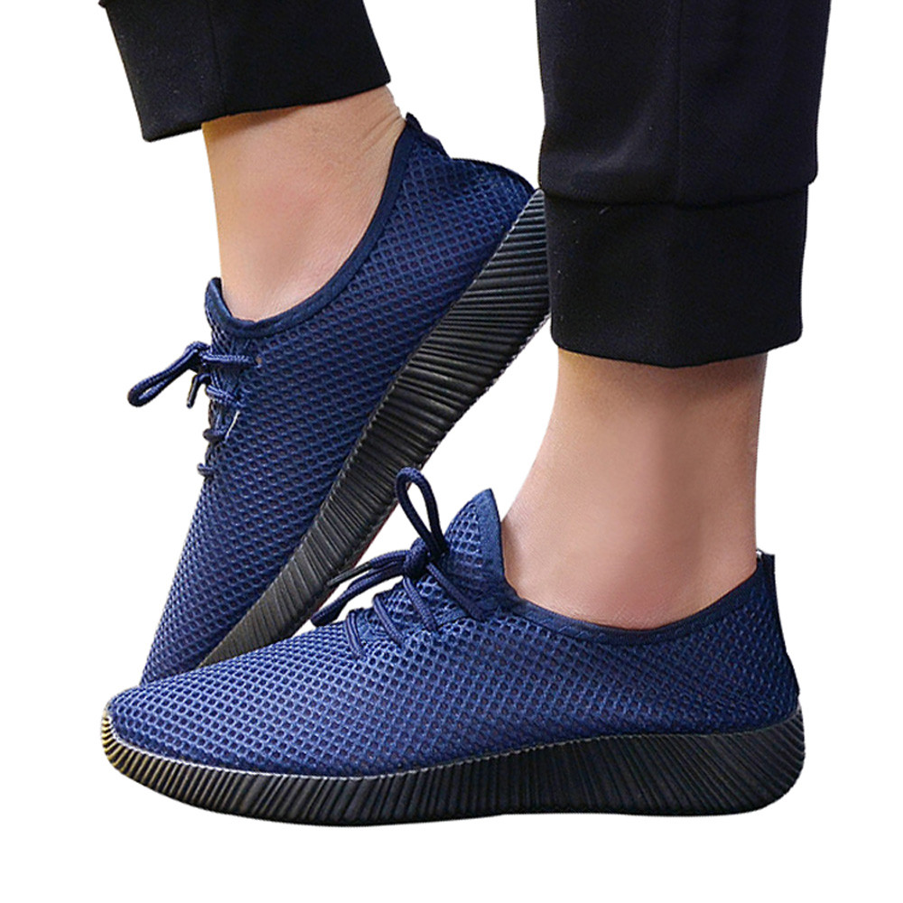 Youyedian Men Casual Shoes Breathable Flat Shoes One-legged Lazy Shoes For Adult Fashion Footwear Zapatillas Hombre #l3 Suitable For Men And Women Of All Ages In All Seasons Men's Shoes Men's Casual Shoes