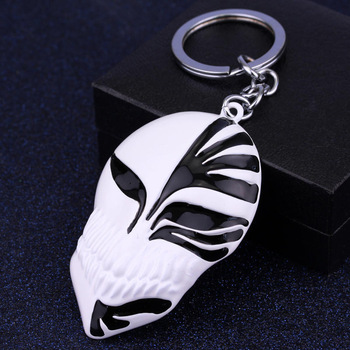 Llavero de la máscara de Vizard Kurosaki ichigo Bleach