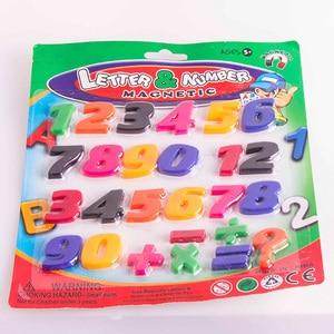 Maths Number Fridge Magnets Le