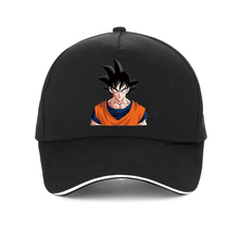 Dragon Ball Ultra Instinct Super Saiyan cap Men women Summer Z Baseball caps Funny Anime snapback hat