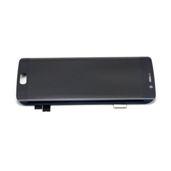 1 PCS 100% Originale S6 bordo Dello Schermo A CRISTALLI LIQUIDI Per Samsung Galaxy S6 Bordo G925F Display LCD Touch Screen Digitizer Assembly trasporto Libero 1