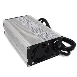 Image 3 - WATE cargador inteligente de batería de plomo y ácido, 48V, 10A, 58,8 V, caja de aluminio