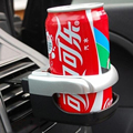 Superior de la venta de Aire Acondicionado botella de Agua titular de la bebida coche portavasos titular de Montaje de la Taza de Café Accesorios Sostenedor del Soporte freeshipping