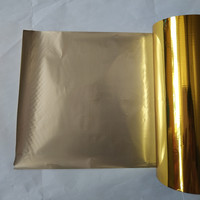 2rolls Lot Hot Stamping Foil For Paper Or Plastic Gold Color 16cm X 120m