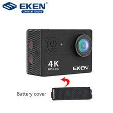 EKEN מצלמה H9 סוללה דלת אביזרי סוללה כיסוי עבור EKEN H9 H9r A8 A9 W8 W9 מצלמה סדרה