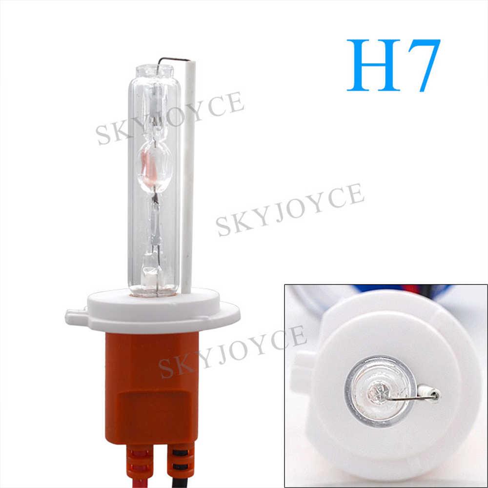 SKYJOYCE 12V 75W H7 HID Xenon Kit D2H H1 H3 H7 H11 HB3 HB4 4300K 5000K 6000K High Power Car Headlight 75W HID Ballast Bulb Kit