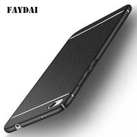 For Xiaomi Mi5c Case Protecter Luxury Hard Back Cases Plastic Matte PC Full Cover Case For