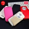 Оригинальный бренд аргументы За крышки Samsung Galaxy K Zoom C1158 C1116 роскошные тпу телефон случаях с искусственная кожа