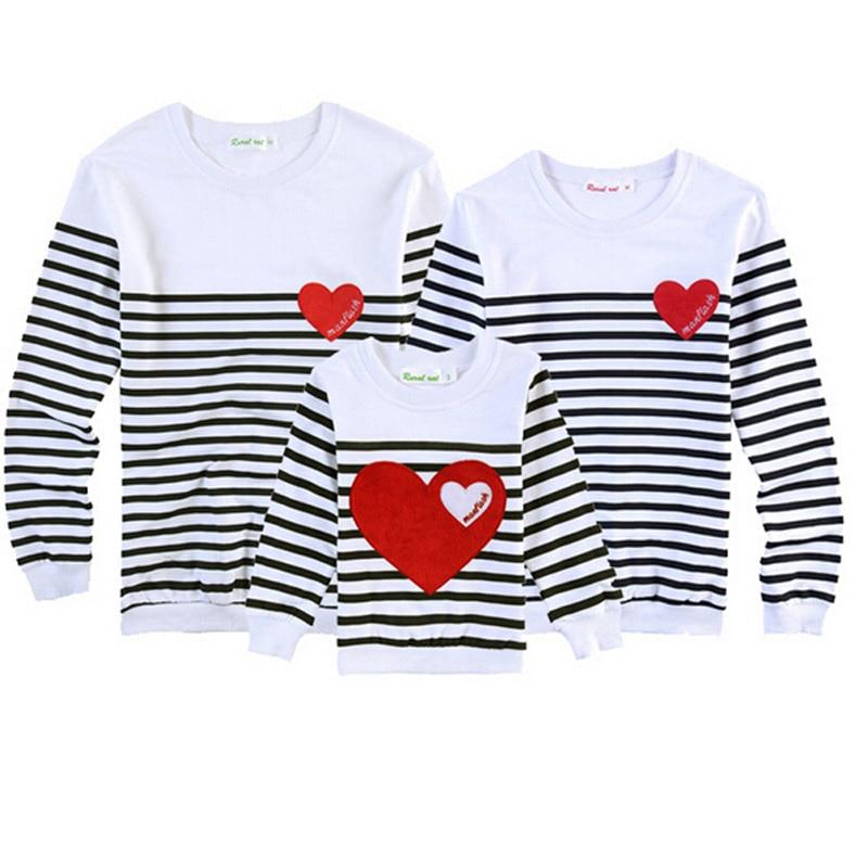 Keluarga Pemadanan Pakaian Kapas Baju Jaket Mencetak Mencetak Ibu - Pakaian kanak-kanak