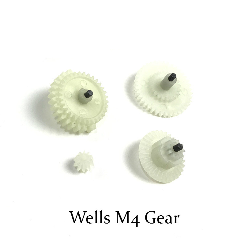 Wells M4 Gear Accessories Electric Toy GUN Water Bullet Bursts Gun Live CS Assault Snipe Weapon Outdoor Gel Water Ball Guns Toys