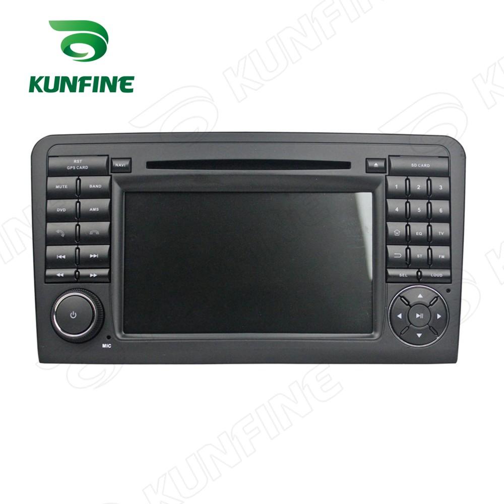 Car dvd GPS Navigation player for BENZ ML Class w164 D