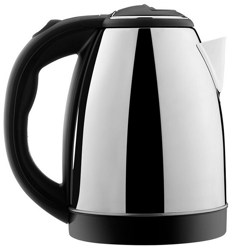 VOSOCO Electric kettle type stainless steel liner 1500W 2L automatic power-off anti dry burning kettle fast heating water bottle free shipping electric kettle automatic power off anti scald stainless steel