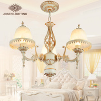 2016 New Arrival Lustre Hot Sale Chandelier Genuine Vintage Chandeliers Handmade Golden High Quality Novelty Led