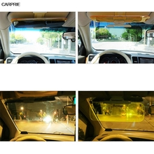Car Sun Visor UV Blocker Fold Flip Down HD Clear View Visor